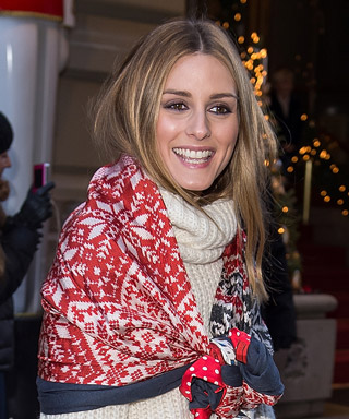 Olivia Palermo; Kim Kardashian