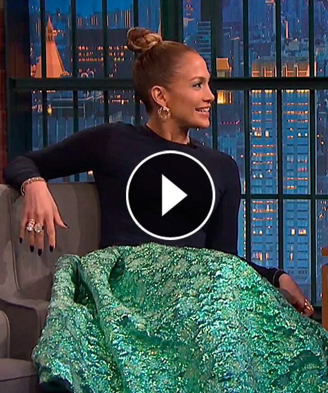 Jennifer Lopez Bad Movies Late Night