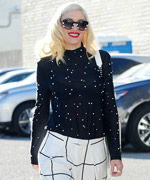 Reese Witherspoon, Olivia Palermo, and Gwen Stefani in Windowpane Print
