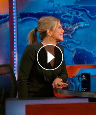 Jennifer Aniston The Daily Show