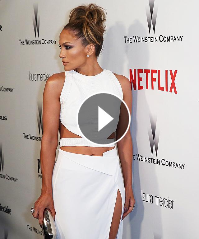 Get a Body Like Jennifer Lopez