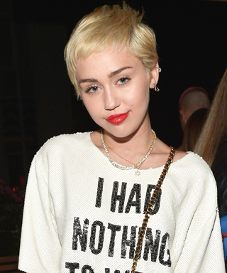 Miley Cyrus's Moschino Look