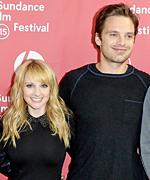 Melissa Rauch, Sebastian Stan