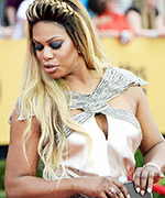 Laverne Cox Nails