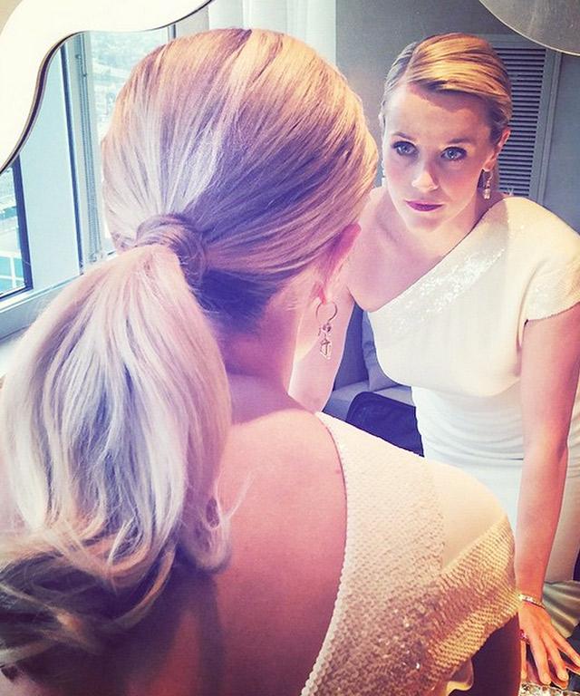 2015 SAG Awards Celebrity Instagrams