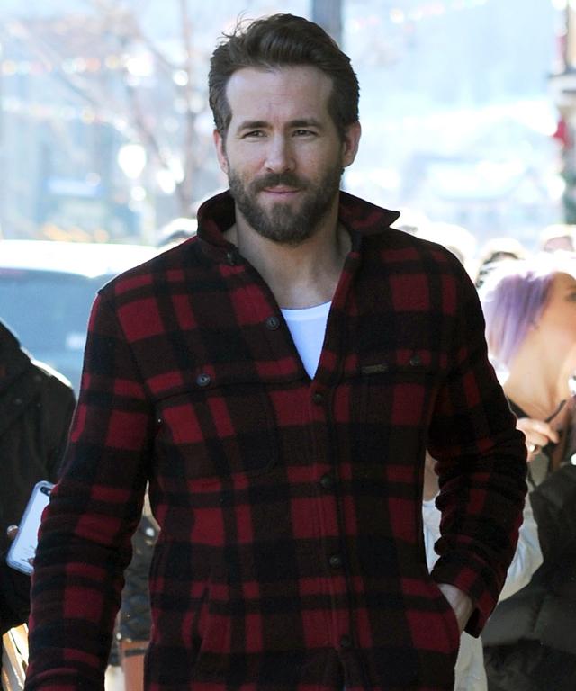 Ryan Reynolds at 2015 Sundance Film Festival