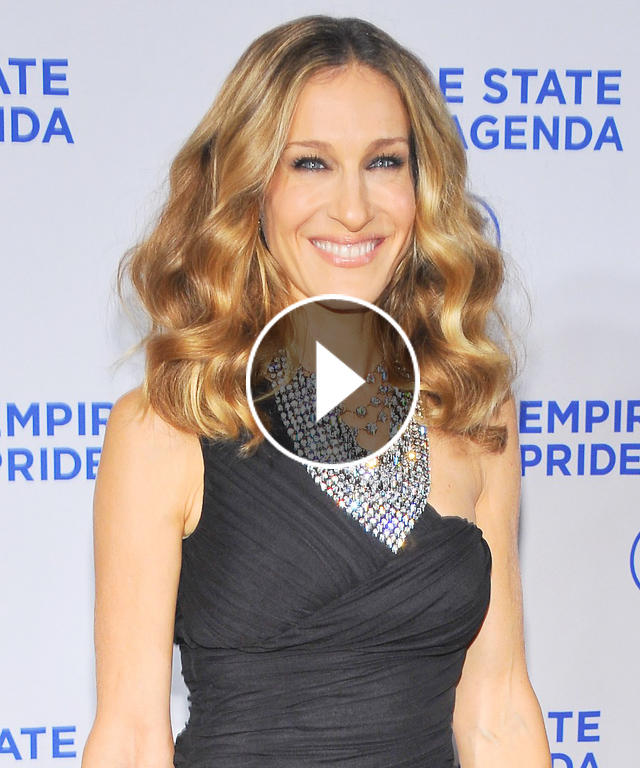 How to Get a Body Like Sarah Jessica Parker