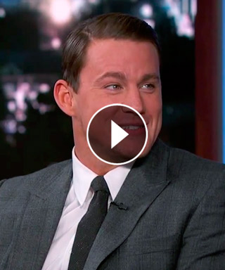 Channing Tatum Talks Everly Jimmy Kimmel Live
