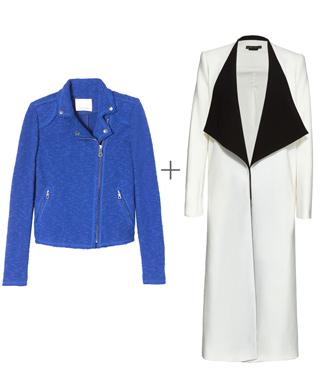 Shopping: Double Jackets