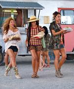 Beyonce in Marfa