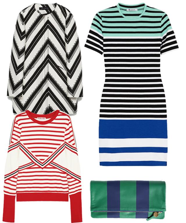 Now Trending: Stripes