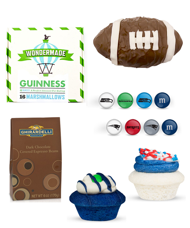 Super Bowl Sweet Treats
