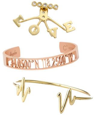 Non-Cheesy Valentine's Day Jewelry