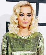 Grammy Manicures - Rita Ora