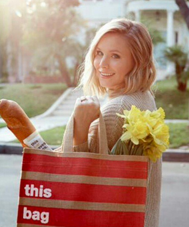 Kristen Bell Designs Apolis Bag