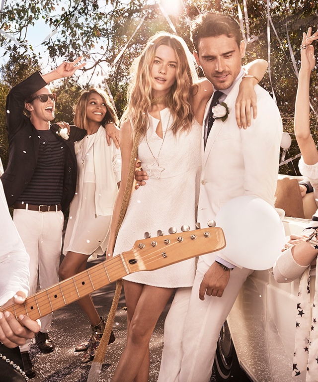 Tommy Hilfiger Spring 2015 Global Campaign