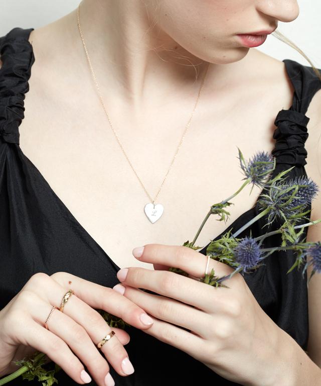 Personalized Valentine's Day Jewelry