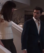 Fifty Shades of Grey Home tour