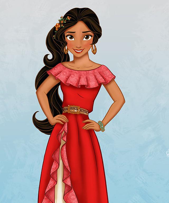 First Latina Disney Princess
