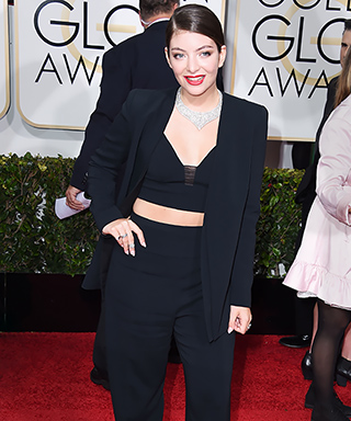 Lorde Golden Globes