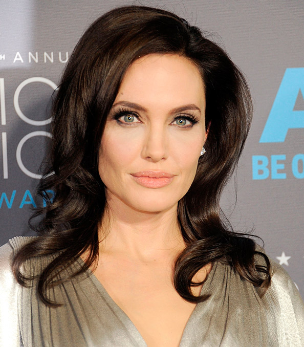 Angelina Jolie Tops Poll of World's Most Admired Women Angelina Jolie