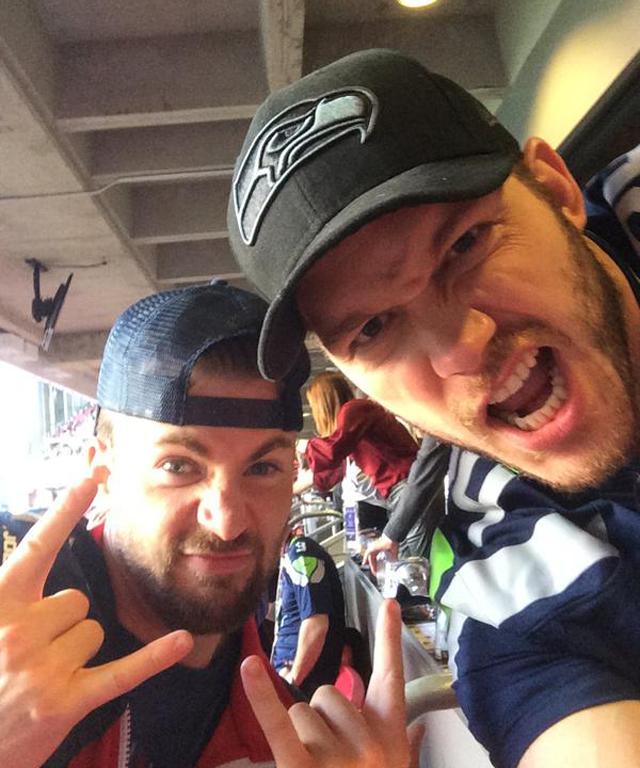 Chris Pratt and Chris Evans