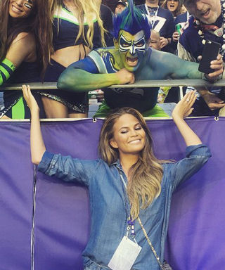Best Celebrity Instagrams from the 2015 Super Bowl