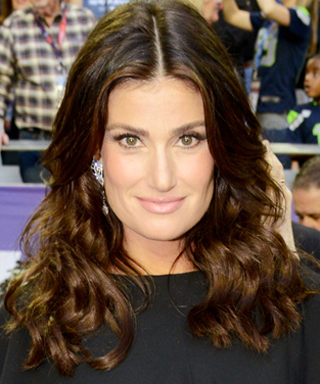 Idina Menzel Super Bowl