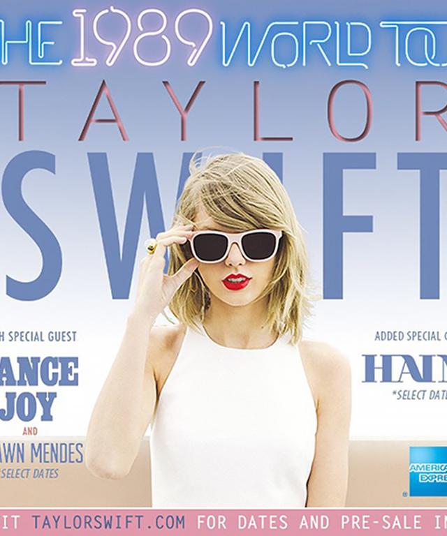 Taylor Swift Adds Haim to 1989 Tour