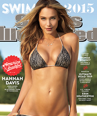 Sports Illustrated 2015 Swimsuit Issue Cover