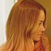 Lauren Conrad's Peach Hair