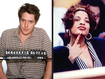 HUGH & THE HOOKER photo | Hugh Grant