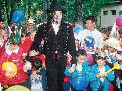 MICHAEL JACKSON ACCUSED photo | Michael Jackson