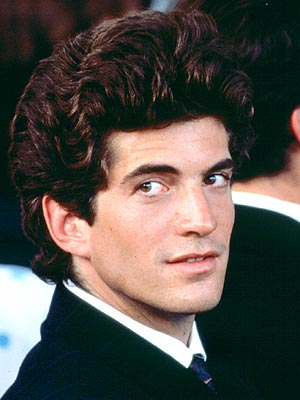 JOHN F. KENNEDY JR: 1988 photo | John F. Kennedy Jr.