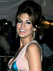 Eva Mendes Takes Manhattan