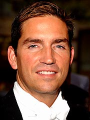 Caviezel Hits the Links | James Caviezel