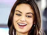 Mila Kunis Pals Around at the Nail Salon | Mila Kunis