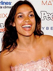 Rosario Dawson Arrested in NY Bush Protest