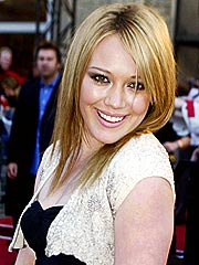 Hilary Duff's Song about Lindsay Lohan?