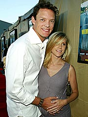 Matthew Lillard Readies for Baby