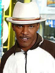 Going to Bed with Jamie Foxx | Jamie Foxx