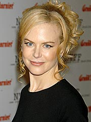 Nicole Kidman Preparing for a Wedding