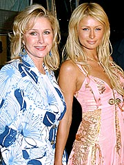 Kathy Hilton: Young People May Learn from Paris | Kathy Hilton, Paris Hilton
