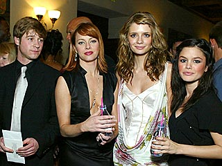 Behind the Scenes on The O.C.