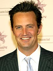 Friends Worry Over Matthew Perry's Health
