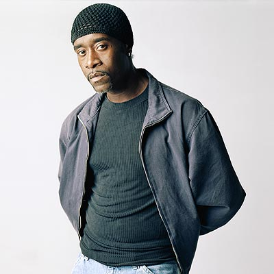 DON CHEADLE photo | Don Cheadle