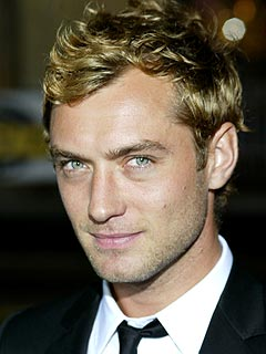 Sexiest Man Alive 2004: Jude Law