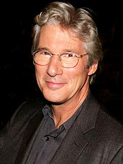 Gere Says So-Called Obscene Kiss 'Was Nothing' | Richard Gere