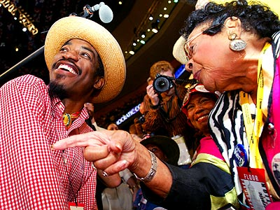 JULY 26 photo | Andre 3000