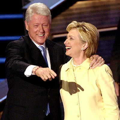 JULY 26 photo | Bill Clinton, Hillary Rodham Clinton